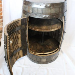 Frank Sinantra Whiskey Barrel