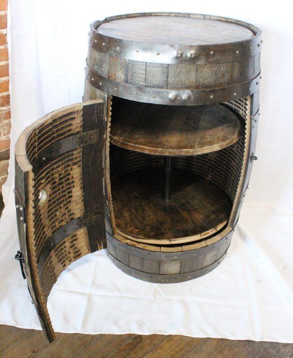 Frank Sinantra Whiskey Barrel